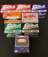 CHOICE 1983-1989 BASEBALL TRADED UPDATE SETS MIX & MATCH