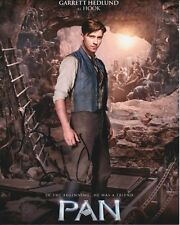 GARRETT HEDLUND signed autographed PAN HOOK photo