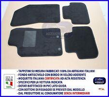 TAPPETINI ALFA ROMEO GT 2003-2010 BORDI ROSSI PERSONALIZZABILI 0227