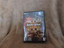 ANGRY BIRDS  STAR WARS II PC GAME--PC-CD ROM