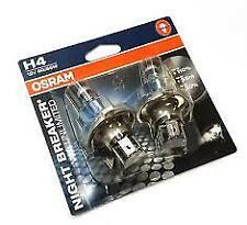 Osram NightBreaker H4 Twin pack
