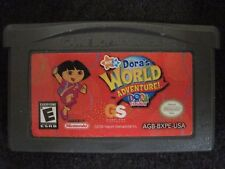 Dora the Explorer: Dora's World Adventure (Game Boy Advance, 2006) game only