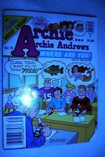 ARCHIE COMIC ARCHIE ANDREWS WHERE ARE YOU DIGEST NUMBER 79 MARCH 1992
