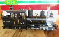 (MB) LGB G Scale 21251 Forney / Sandy River & Rangeley Lakes Digital Mint