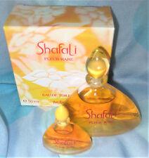 Yves Rocher Shafali Parfum EDT 50 ml Eau de Toilette neu OVP + Miniatur 7,5ml