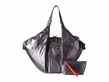 Women's Nike Victory Metallic Gym Tote Bag-Metallic Cool Grey, BA5009 010