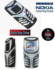 Nokia 5100 Grey (Ohne Simlock) TRIBAND RADIO Original Made in Germany Rarität