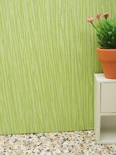 """Moderne grüne """"Schilfgras""""-Papier-TAPETE,schön für die Puppenstube,*30x53cm"""