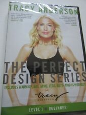 tracy anderson the perfect design series warm up abs arms legs butt thigh brill