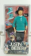 Justin Bieber Doll JB Style Collection with Hot Sneakers,Shoe Box,Sunglasses