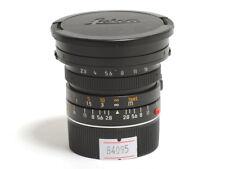 Leica Elmarit-M 21mm F/2.8 E60 Pre-ASPH. Lens 6Bit Coded *MINT-*