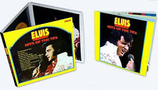 """Elvis Hits Of The 70s 2 CD : FTD Special Edition / Classic Album 7"""" Presentation"""