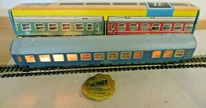 Zeuke Bttb 5350/3711 Buffet Car the Csd Illuminated With Seal of Approval Boxed