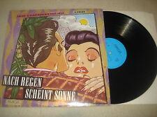 Nach Regen scheint Sonne - Amiga Schlagerarchiv 1947-52 3.Folge  Vinyl LP Amiga