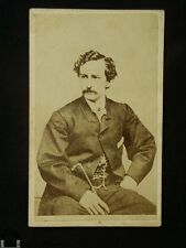 John Wilkes Booth Carte de Visite