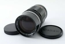 【NEAR MINT】Canon 135mm f/3.5 L39 LTM Leica Screw Mount Lens From Japan #191120-L