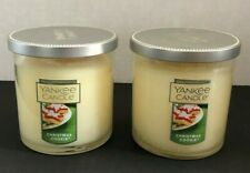 U CHOOSE 1 Yankee Candle Small Tumbler Candle Brushed-Metal Lid Paraffin Wax