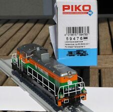 Piko 59476 locomotive sm42-2211 pol miedz trans pkp ep.5/6, DSS lumière LED, stonka