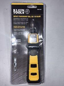 Klein Tools VDV427-300 Impact Punchdown Tool 66/110 Blade