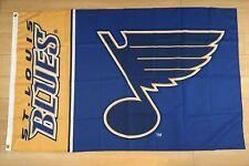 St. Louis Blues 3x5 ft Flag Banner NHL