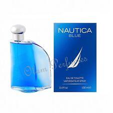 Nautica Blue For Men by Nautica Edt. Spray 3.4oz 100ml * New in Box Sealed *