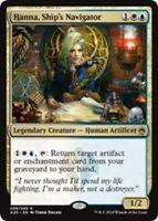 Hanna, Ship's Navigator x1 Magic the Gathering 1x Masters 25 mtg card