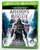 Assassin's Creed Rogue - Xbox 360 / Xbox One - Brand New   Factory Sealed