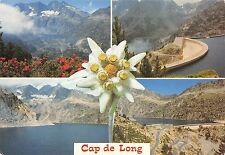 BR8742 En parcourant les Pyrenees lac et barrage de Cap de Long  France