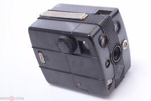 ✅ AGFA TROLIX (PLASTIC, KIND OF BAKELITE) BOX 14 CAMERA 6X9CM 120 ROLL FILM
