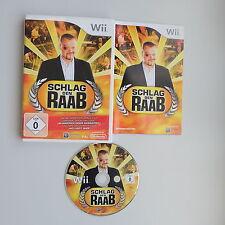 Schlag den Raab Nintendo Wii