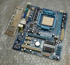 Gigabyte GA-M68MT-S2 REV:1.3 Zócalo AM3 Placa Madre/Placa Del Sistema con BP