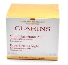 Clarins Extra Firming night Rejuvenating cream(All skin Types) 1.7 oz