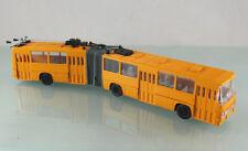 H0 s.e.s 14 1306 01 Ikarus 280T Trolley-Gelenkbus maisgelb  TOP