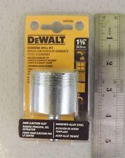 """New Dewalt Bit DW5586 1 3/8"""" Diamond Drill Bit"""