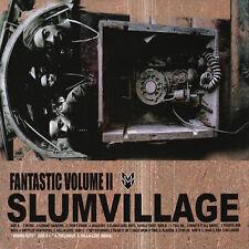 Slum Village - 'Fantastic Vol. 2' (Vinyl LP Record [2LP])