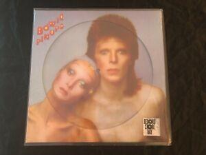 LP DAVID BOWIE : PINUPS - PICTURE DISC VINYL - LIMITED EDITION  -