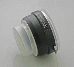 Voigtlander Micro Four Thirds to Nikon F Adapter boxed