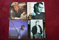 """NIK KERSHAW - 4 X 7"""" SINGLES BUNDLE JOB LOT THE RIDDLE ETC ALL IN VG TO EX"""
