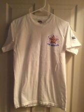 Hard Rock Café Los Angeles White T-Shirt Size Small FREE SHIPPING!!! (D1)