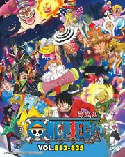 One Piece Box 25 Vol.812-835 Anime DVD