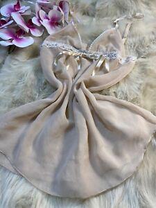 Intimissimi beige Camisole Top sleepwear nightwear size S