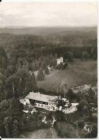 Ansichtskarte Feldkirchen - DRK-Erholungsheim Hohenfried-Luftbild - schwarz/weiß