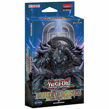 YU-GI-OH CARDS: EMPEROR OF DARKNESS STRUCTURE DECK - SR01 - SEALED MONARCHS DECK