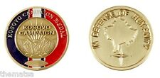 KOSOVO CAMPAIGN SERVICE MEDAL MILITARY CHALLENGE COIN