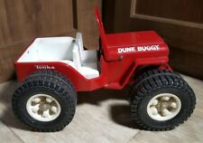 "Tonka Dune Buggy Jeep 1970's Pressed Steel 10"" No Top Tonka Toy"
