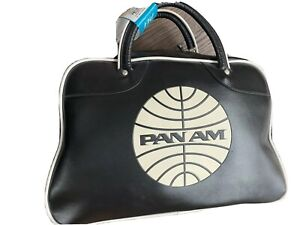 Certified  ** Pan Am ** Airline travel bag * EXPLORER