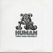 (82C) HUMAN, Third Hand Prophecy - DJ CD