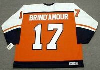 ROD BRIND'AMOUR Philadelphia Flyers 1997 CCM Throwback Away NHL Hockey Jersey