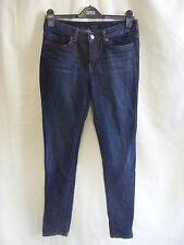 "Ladies Jeans - Calvin Klein, 28""W, dark blue, slim/straight leg, classic - 1378"