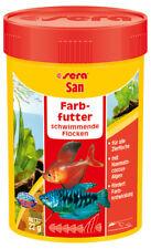 Sera San 250ml/60g comida alimento acuario para los peces tropicales escamas